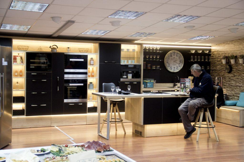 Max & Moris kućni sajam izložbena kuhinja