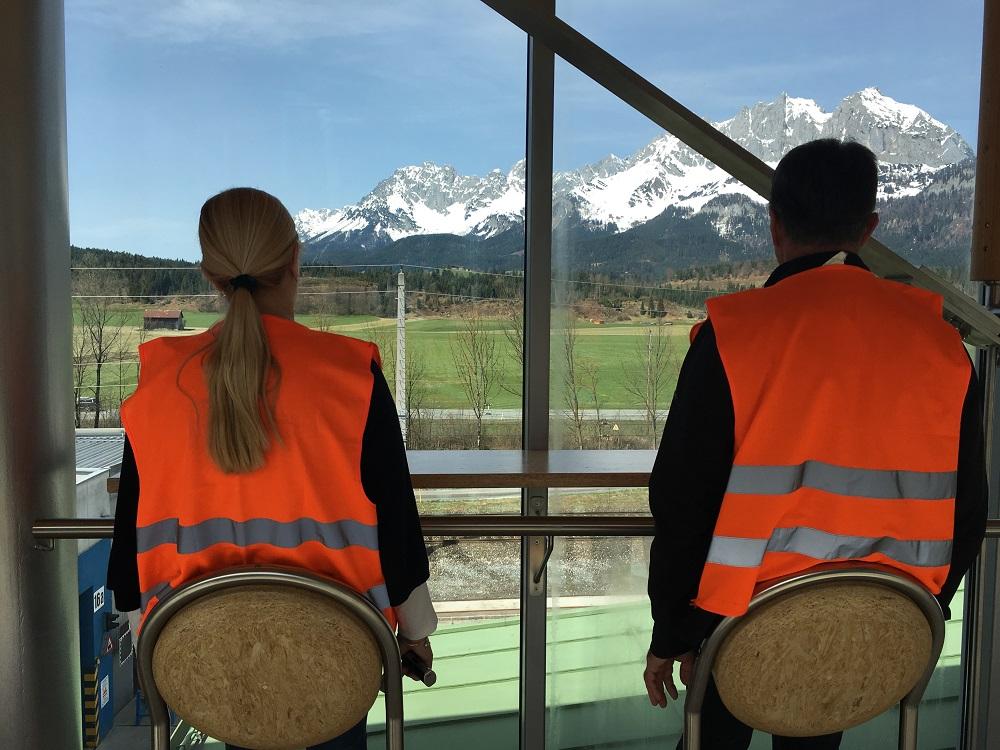 Max&Moris stolari pogled iz Egger tvornice