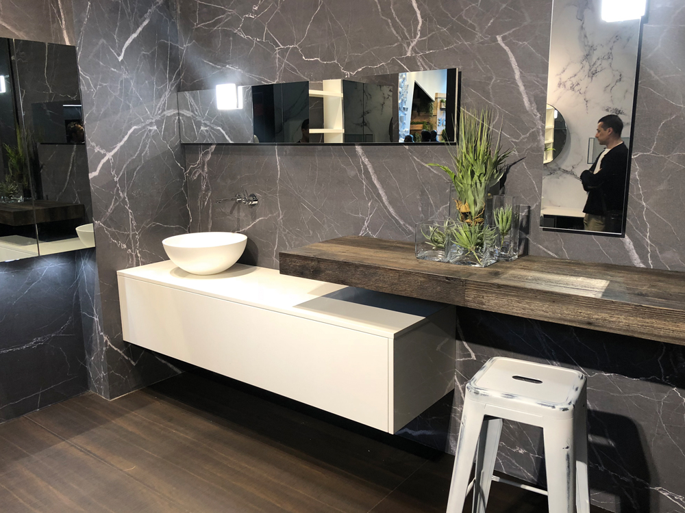 Max&Moris na Salone del Mobile saznao novitete na International Bathroom Exhibition 2018