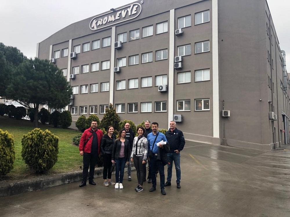 Livinox je u Turskoj Cromevye